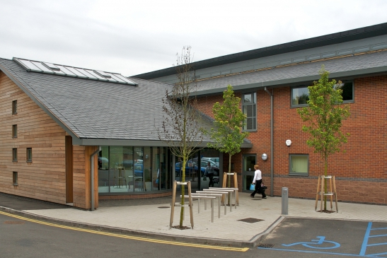 Audley Health Centre