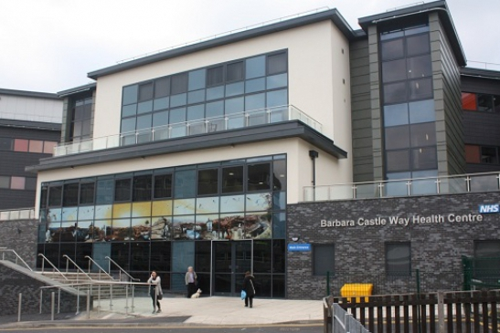 Barbara Castle Way Health Centre
