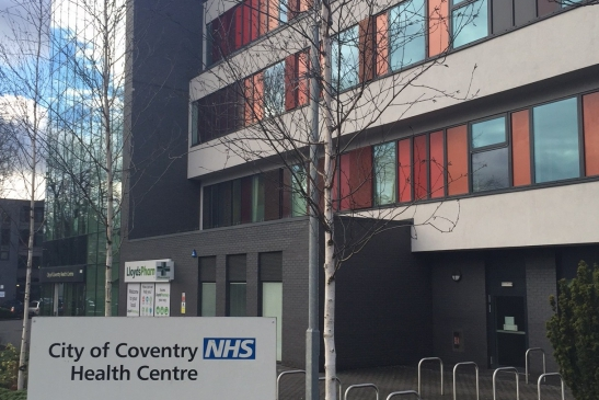 City of Coventry Health Centre