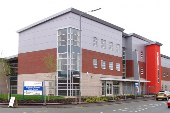 Glodwick Primary Care Centre