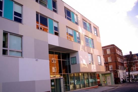Gracefield Gardens Health and Social Care Centre