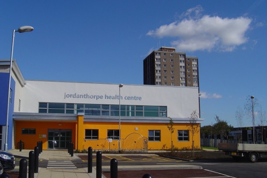 Jordanthorpe Health Centre