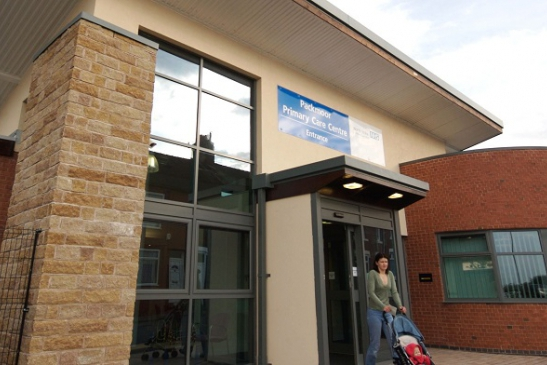 Packmoor Primary Care Centre