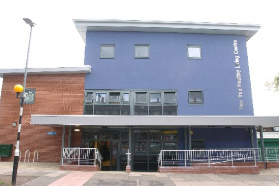 Yew Tree Healthy Living Centre