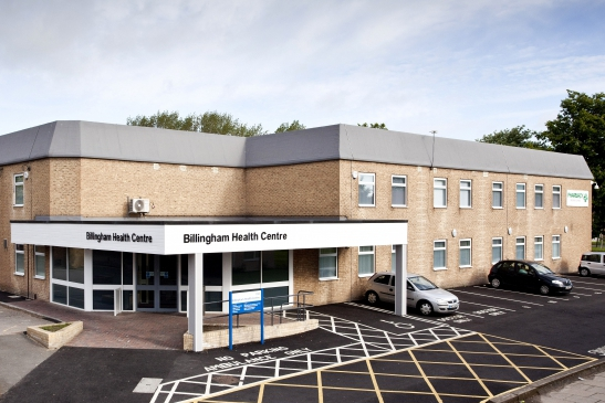 Billingham Health Centre/Extra Care