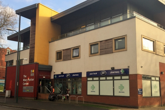 Mary Potter Integrated Joint Access Centre