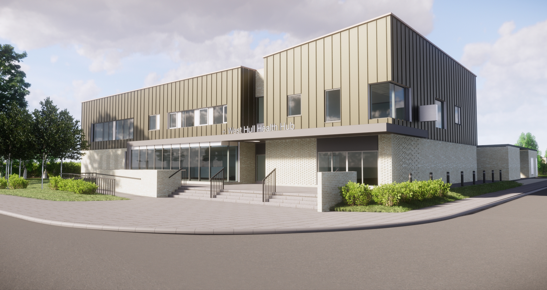 Patients to receive care in first class facilities as work set to begin on West Hull Health Hub