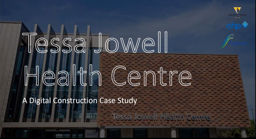 Healthcare Estates 2020 Digital Week – A Digital Construction case study