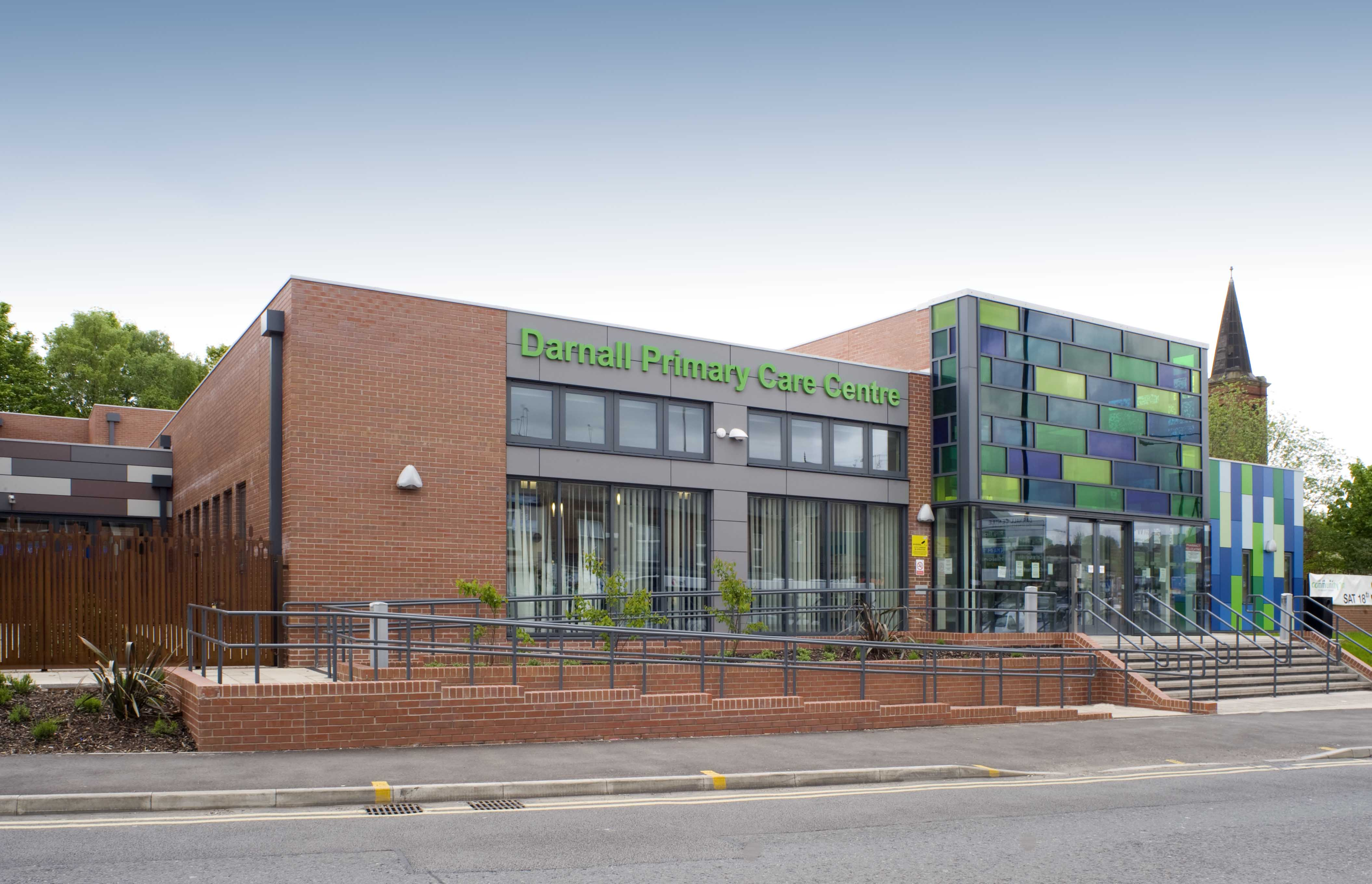 Variation work begins for GP surgery moving to Darnall Primary Care Centre, Sheffield