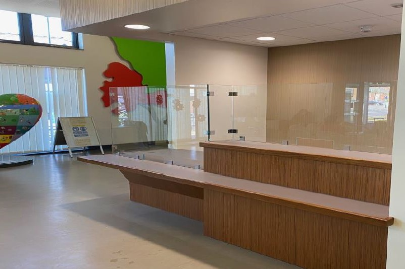 GP surgery moves into newly created high quality space in Darnall PCC, Sheffield