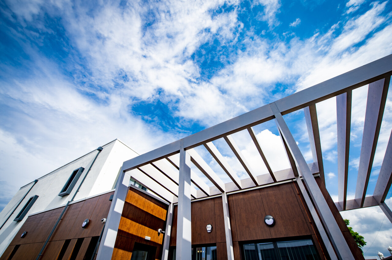 Awards for Foleshill Health Centre the UK's greenest health care building