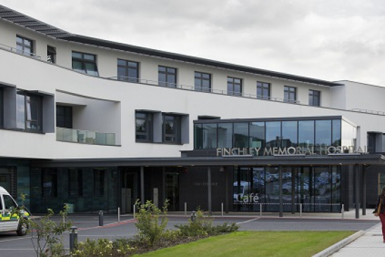 Front image of Foleshill Health Centre